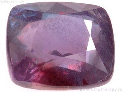 Лечебные и магические свойства камней Aleksandrit
