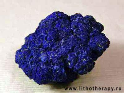 Лечебные и магические свойства камней Azurit