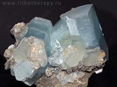Лечебные и магические свойства камней Berill